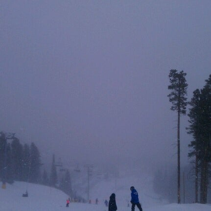 Photo taken at Breckenridge Ski Resort by Edward M. on 2/15/2013