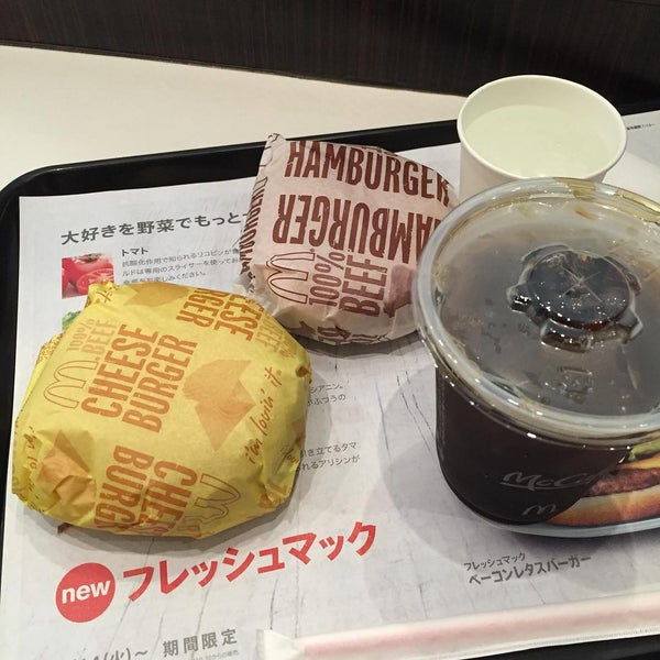 Photo taken at McDonald's by kotaru m. on 7/18/2015