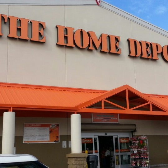 The home depot 7899 w flagler st for Home depot 600 exterior street
