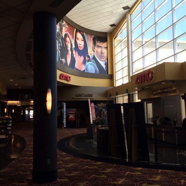 Photo taken at AMC Victoria Gardens 12 by Allen D. on 7/6/2014