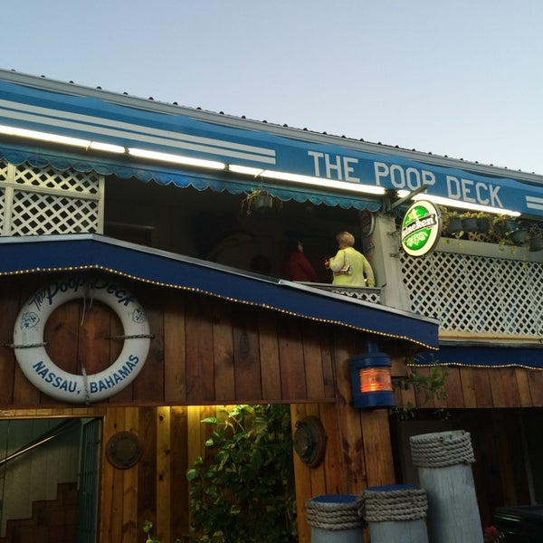 Photo taken at The Poop Deck by Jenny H. on 3/16/2014