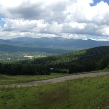 Photo taken at Bretton Woods by Candice B. on 7/15/2013