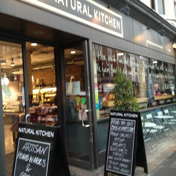 Natural Kitchen Marylebone Menu
