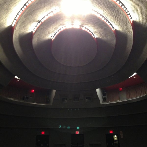 Photo taken at The New School Auditorium at 66W 12th by Jason H. on 4/11/2013