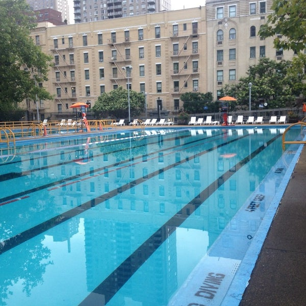 Swimming Pools At East Side : John jay swimming pool upper east side new york ny
