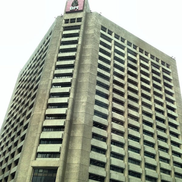 Makati - Bank of the philippine islands head office ...