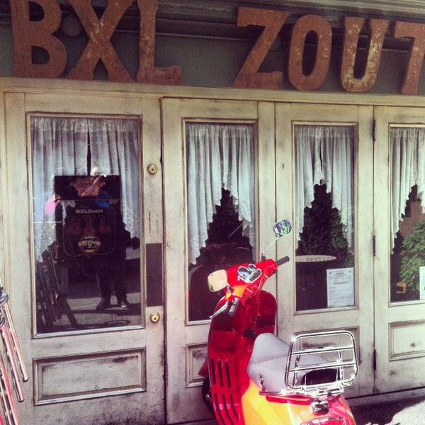 Photo taken at BXL Zoute by Olivier G. on 5/13/2013