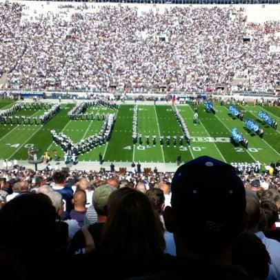 Photo taken at Beaver Stadium by Colleen M. on 9/15/2012