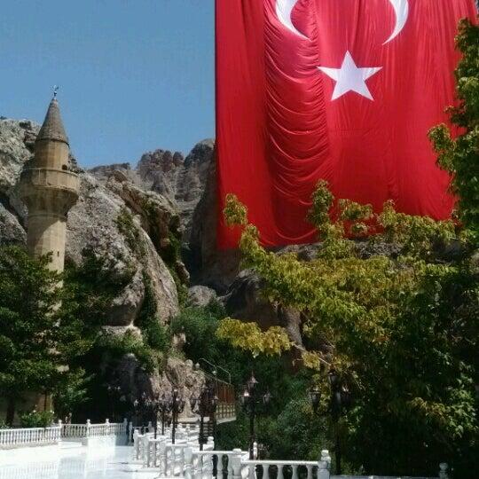 8/4/2016 tarihinde Tuğba K.ziyaretçi tarafından Darende Somuncu Baba Külliyesi'de çekilen fotoğraf