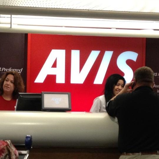 Avis Car Rental Preferred Customer