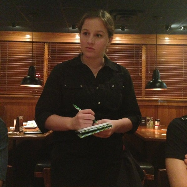 Photo taken at Outback Steakhouse by April on 8/31/2013