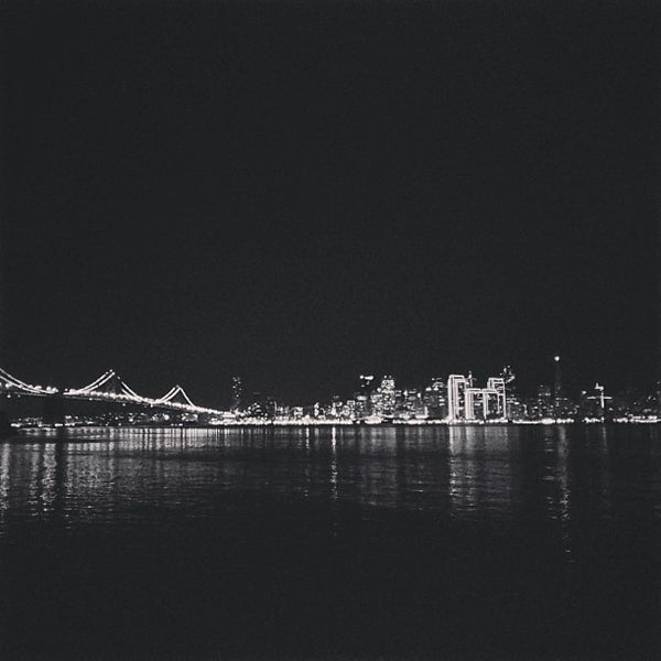 Photo taken at Treasure Island by Thomas V. on 12/31/2012