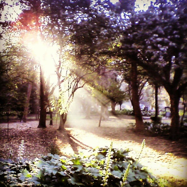 Photo taken at Bosque de Chapultepec by patriciaph on 12/6/2012