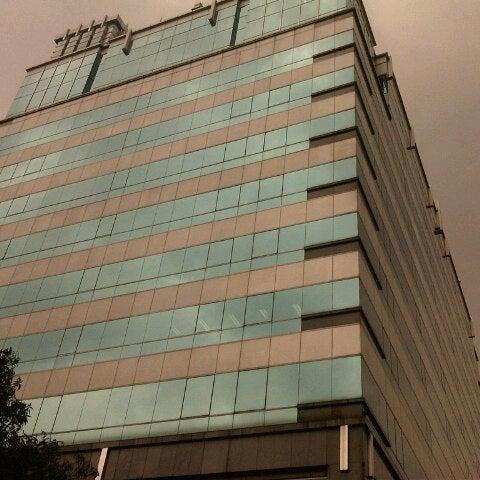 Photo taken at Gedung Cyber 1 (Elektrindo) by Amelda R. on 11/14/2012