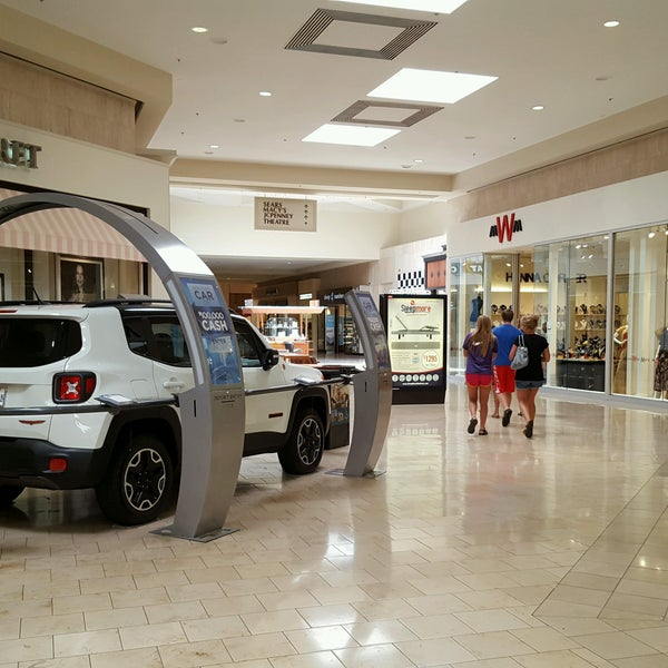 Photo taken at Paradise Valley Mall by Bruce W. on 8/9/2016