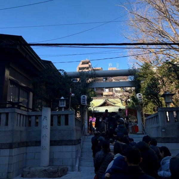 Photo taken at 大塚天祖神社 by S.Tetsuya on 1/1/2016