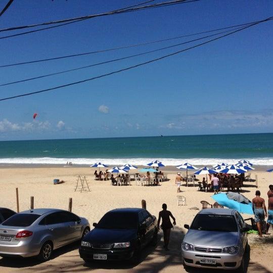 Photo taken at Lagoinha Kite Point by Thomas K. on 11/25/2012