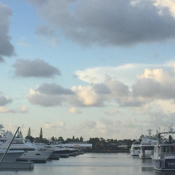 Photo taken at Marina Bay Marine Resort by Ian T. on 8/17/2016