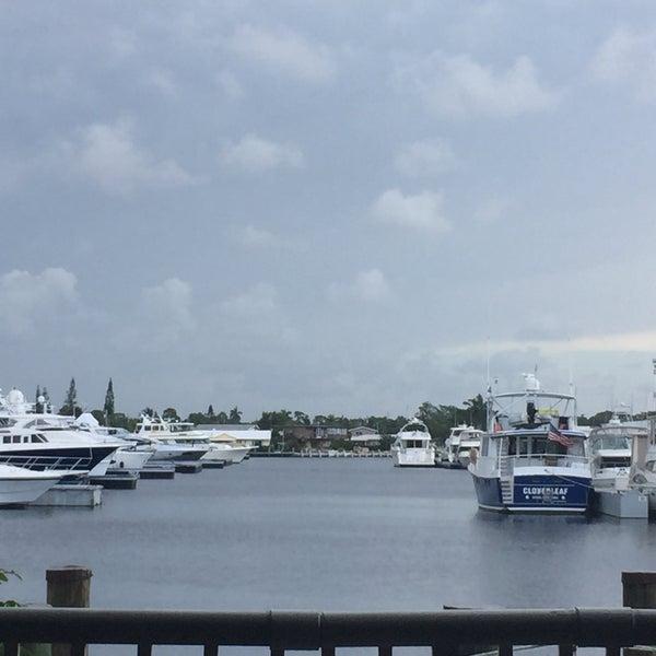 Photo taken at Marina Bay Marine Resort by Ian T. on 7/12/2016