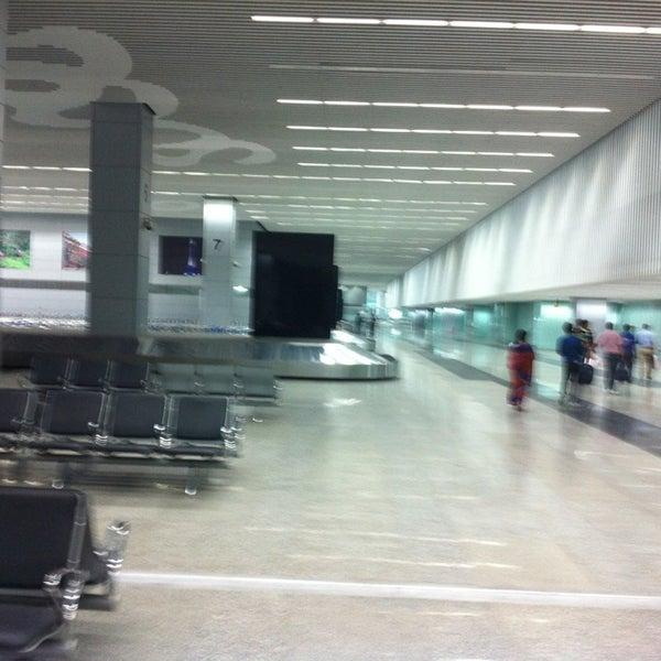 Photo taken at Netaji Subhash Chandra Bose International Airport (CCU) by Trayambak O. on 3/18/2013