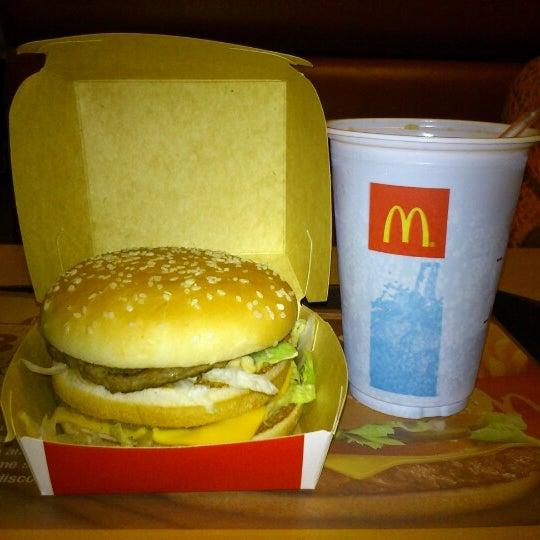 Photo taken at McDonald's by Jon on 2/7/2013