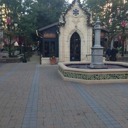 Photo taken at Village California Bistro & Wine Bar by Meghan B. on 11/15/2012