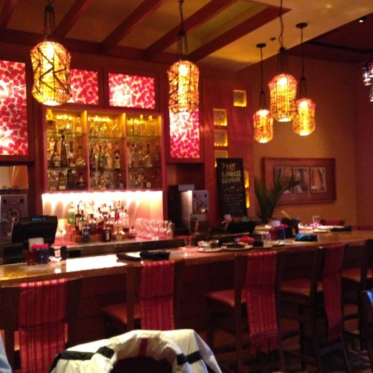 Photo taken at Rosa Mexicano by Beth B. on 2/16/2013