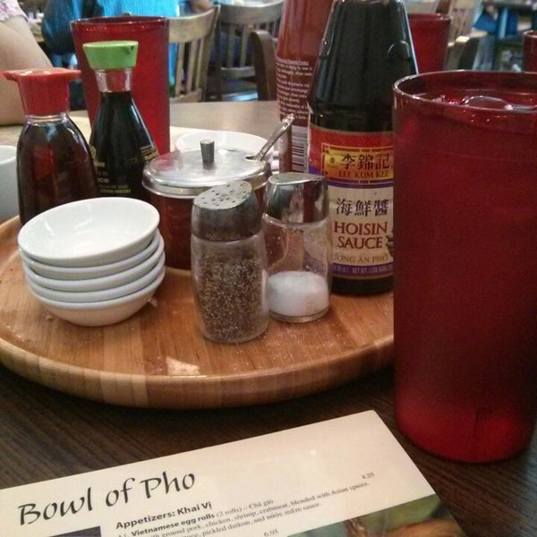 Photo taken at Bowl of Pho by rinux on 6/28/2013