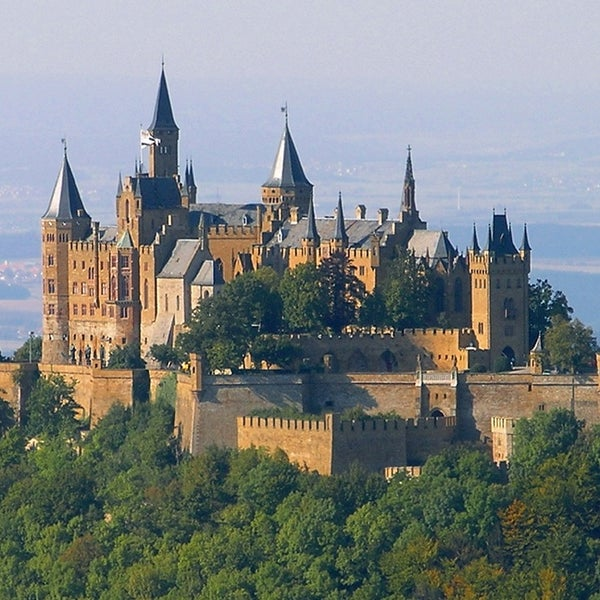 hohenzollern castle by dirtypaws13 - photo #6