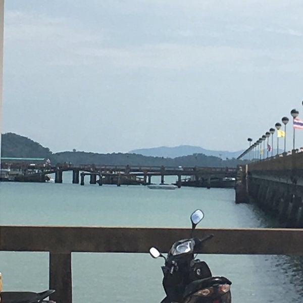 Photo taken at Ao Por Pier by 9 แ. on 1/22/2016