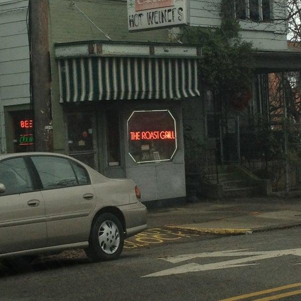 Photo taken at The Roast Grill by Kayla J. on 1/30/2013