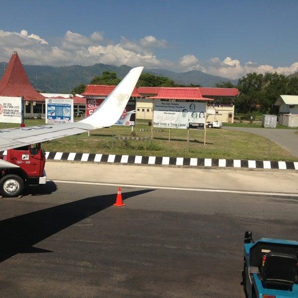 Aeroporto Comoro : Photos at presidente nicolau lobato international airport