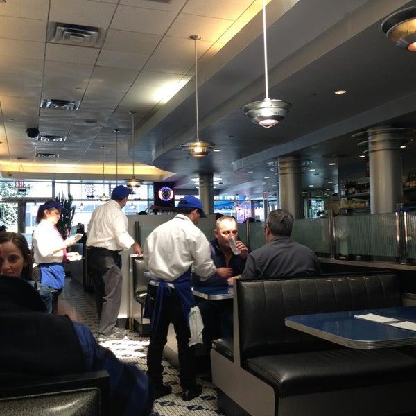 Photo taken at Skylight Diner by Leonardo O. on 3/24/2013