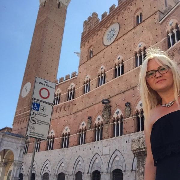 Photo taken at Siena by Elif K. on 7/30/2015