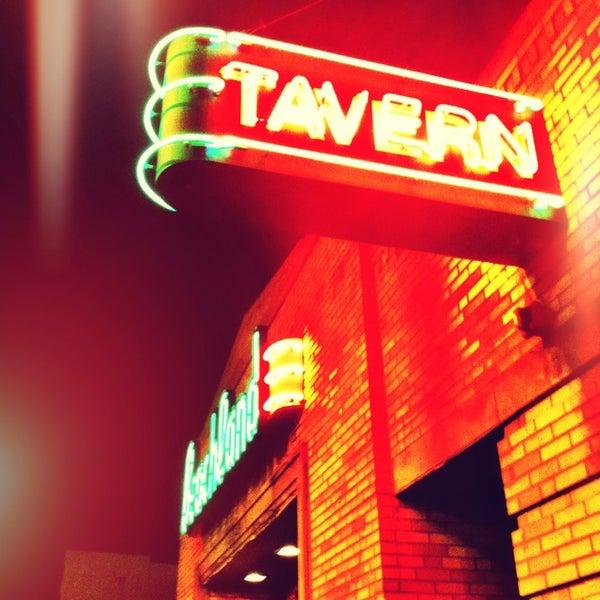 Photo taken at The Beachland Ballroom & Tavern by Walt W. on 2/10/2013