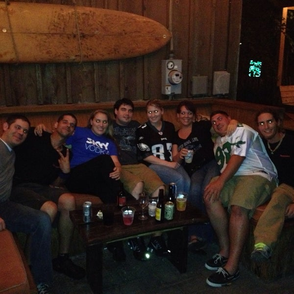 Photo taken at The Big Chill Surf Cantina by M T. on 9/10/2013