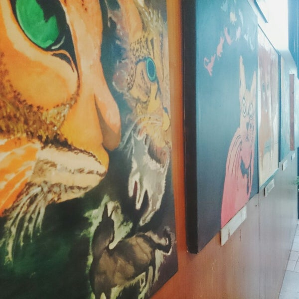 Very good place to gain knowledge about cats, Sarawak and history.