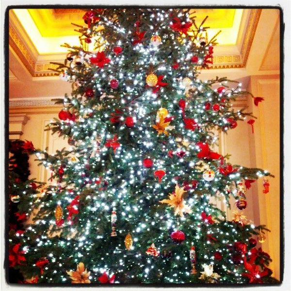 Photo taken at Hotel Grande Bretagne by George K. on 12/30/2012