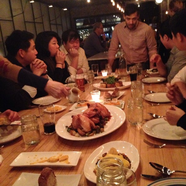 The best restaurants for large groups in new york for Restaurants for big groups