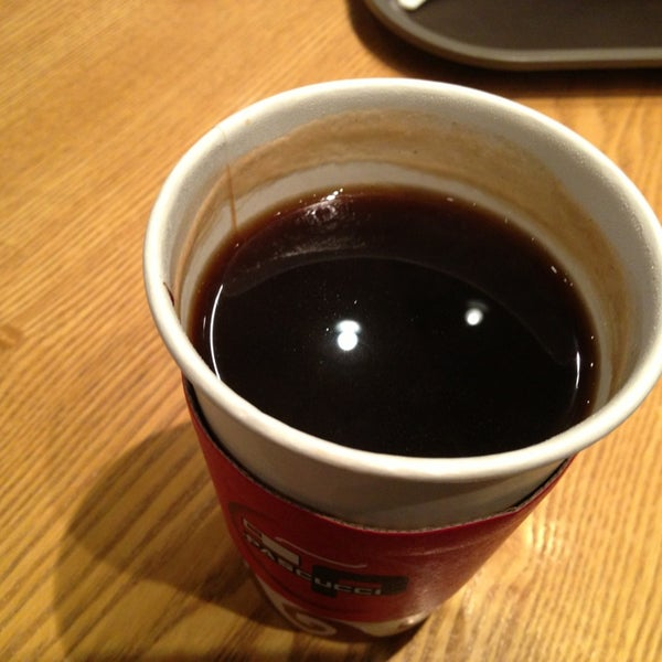 Photo taken at CAFFE PASCUCCI by Eunkyung S. on 1/25/2013