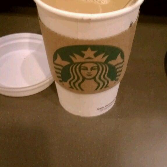 Photo taken at Starbucks by Karl M. on 3/25/2013
