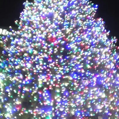 Photo taken at Campus Martius Park by Dan on 11/27/2012