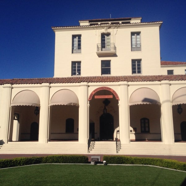 Photo taken at Naval Postgraduate School by melbelle on 12/31/2014