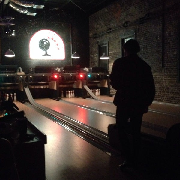 Photo taken at The Standard Bowl by Howard M. on 5/10/2014