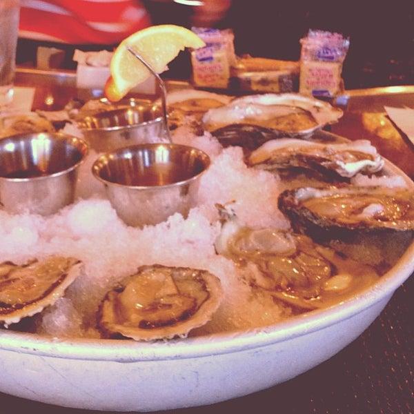 Photo taken at Pappadeaux Seafood Kitchen by Tim L. on 1/17/2013