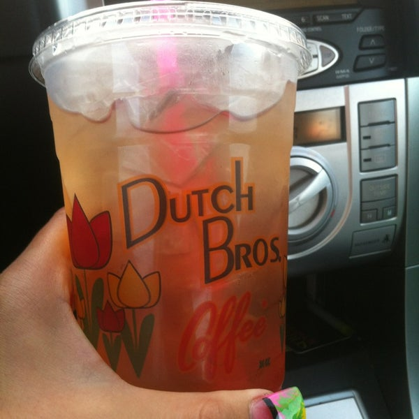 Photo taken at Dutch Bros. Coffee by Yvonne B. on 6/10/2013