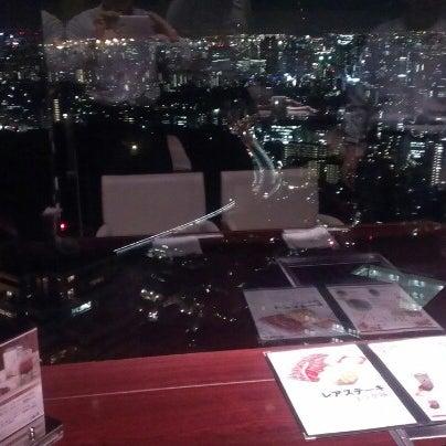 Photo taken at 叙々苑 恵比寿ガーデンプレイス店 by Ryuji K. on 10/16/2012