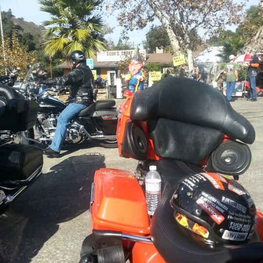 Photo taken at Cook's Corner by Harley C. on 12/9/2012