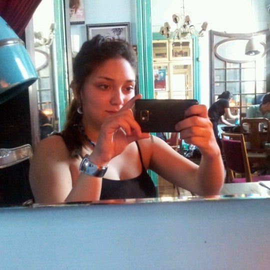 Photo taken at Museo Restaurant Peluqueria Francesa by Nancy C. on 11/4/2012