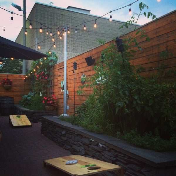 Photo taken at The Farmhouse Tap & Grill by Megann on 8/28/2014